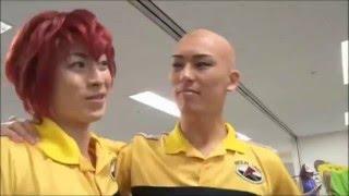 Tenimyu 2nd Season - Backstage [Marui Bunta 丸井ブン太] [Yasukawa Junpei 安川純平]