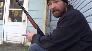getlinkyoutube.com-Daisy Red Ryder is NOT a Squirrel Gun