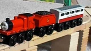 getlinkyoutube.com-Wilbert to the Rescue | Thomas & Friends Wooden Railway Adventures | Episode 9