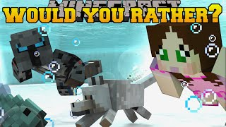 getlinkyoutube.com-Minecraft: WOULD YOU RATHER (FUNNY QUESTIONS!!) Mini-Game