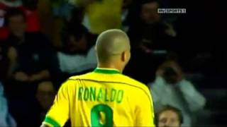 getlinkyoutube.com-The Real Ronaldo - Skills and Goals of R9 Brazil