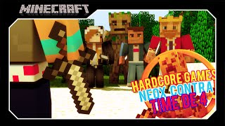 getlinkyoutube.com-HardcoreGames // Neox contra time de 4