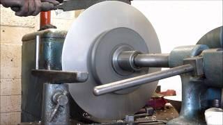 getlinkyoutube.com-MSD Metal Spinning Demonstration 2