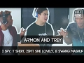 I Spy, T Shirt, Isnt She Lovely, & Swang MASHUP | Alex Aiono Mashup FT ARMON AND TREY