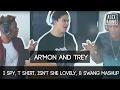 I Spy, T Shirt, Isnt She Lovely, & Swang MASHUP | Alex Aiono Mashup FT ARMON AND TREY