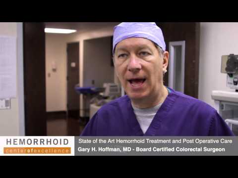 Hemorrhoid Treatment Options Explained by Los Angeles Colorectal Surgeon