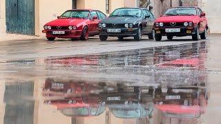 getlinkyoutube.com-Alfa Romeo GTV 2.0, GTV6 2.5 y GTV6 3.0 / Motor Clásico