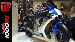 getlinkyoutube.com-Yamaha YZF-R1 2015   Technische Daten, Verfügbarkeit, Details