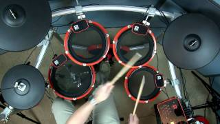 getlinkyoutube.com-eDRUM ATTIC - 2Box DrumIt Five Electronic Drum Kit - Demo 1 (IN STORE NOW!)