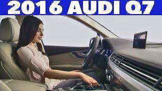 getlinkyoutube.com-► 2016 Audi Q7 - Interior