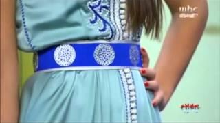 """getlinkyoutube.com-أزياء  المجموعة جديدة """"زليج"""" صباح الخير يا عرب Latest collection """"ZELLIJ"""" for 2014"""