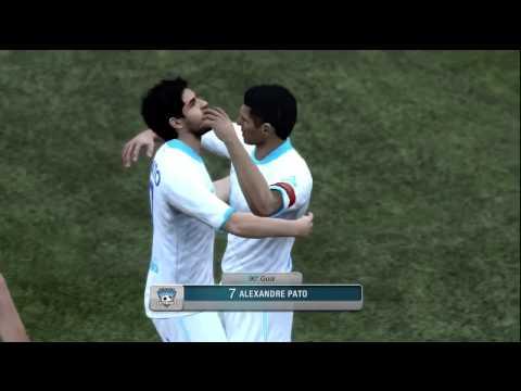 Amazing Fifa Goal! WOW!
