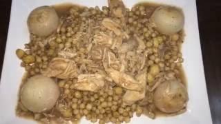 getlinkyoutube.com-مغربية الدجاج الأصلية على الطريقة اللبنانية الوصفة بأخر الفيديو