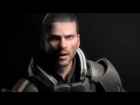 Mass Effect 2 - Shepard Narrative Trailer [No Fu***ng HD]