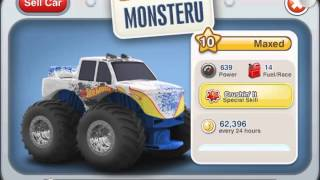 getlinkyoutube.com-[Car Town Streets] Gameplay Lvl 51-- Furai ShowDown + New Cars