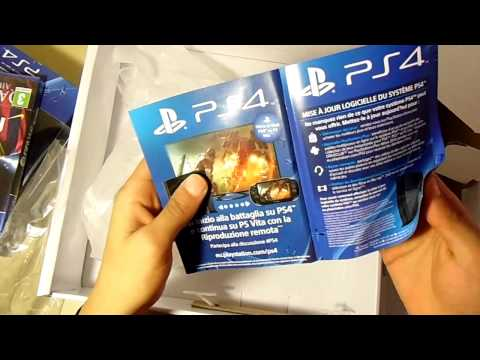 M3KKY | PlayStation 4 Unboxing (Video Sans Retouche)