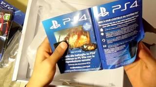 M3KKY   PlayStation 4 Unboxing (Video Sans Retouche)