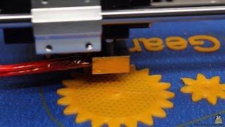 getlinkyoutube.com-Tronxy P802M, 3D Drucker Testbericht
