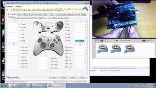 getlinkyoutube.com-Arduino UnoJoy gamepad (Windows, XBox emulation)