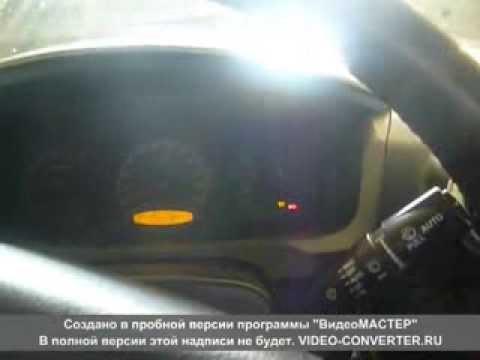 Проверка свечей накала автомобиля ssang ... aktion sports дизель d20dt
