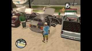 getlinkyoutube.com-GTA - Festa na Praia com os Amigos (LOKO DMS)
