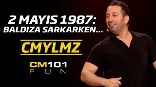 getlinkyoutube.com-Cem Yılmaz | 2 Mayıs 1987: Baldıza sarkarken...