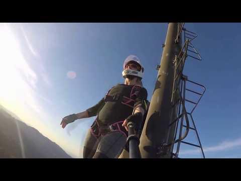 Antenna BASE Jump