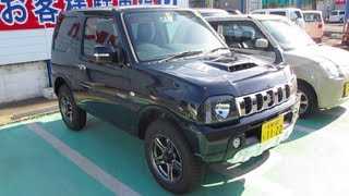 getlinkyoutube.com-2012 SUZUKI Jimny X-Adventure - Exterior & Interior
