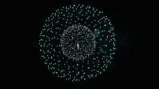 getlinkyoutube.com-** HD ** Japanese Fireworks : Fireworks Festival of New Year @ Twin Ring Motegi ( 3rd part )