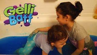 تحدي جيلي لانا بكت لا يفوتكم Gelli Baff Challenge!