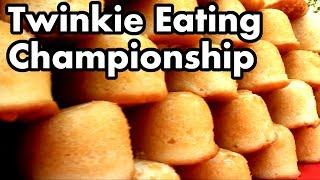 getlinkyoutube.com-World Twinkie Eating Championship 2013