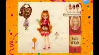 getlinkyoutube.com-New ever after high dolls 2015-2016