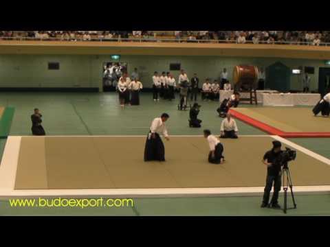 48th All Japan Aikido - Kobayashi Yukimitsu Shihan