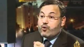 getlinkyoutube.com-جدال حاد بين أحمد منصور وصائب عريقات لقاء ساخن2 (2011-01-26