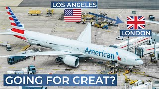 getlinkyoutube.com-TRIPREPORT | American (Economy) | San Francisco - Los Angeles - London - Vienna | B757 / B777-300ER
