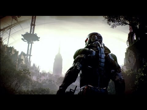 Crysis 3 | Official Announce Gameplay Trailer