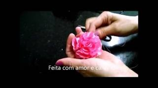 getlinkyoutube.com-Flor Camélia   Mymyka Tiaras