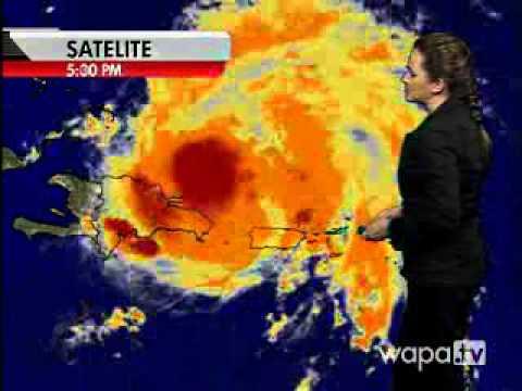 El tiempo, doppler, mapas, pronostico del día e información del clima   WAPA tv
