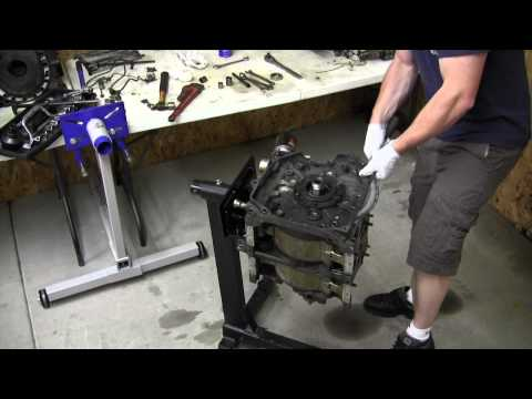 Rotary Engine Tear Down