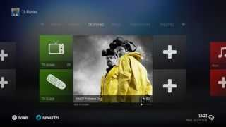 "XBMC 12.2 ""Frodo"" (x360pad, Advanced Launcher, emulators)"