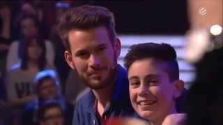 getlinkyoutube.com-The Voice Kids 2014 Germany E01 Joel 12