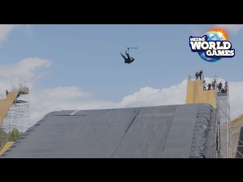 Best of 2017 Scooter Best Tricks Qualifiers for Nitro World Games