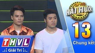 THVL | Cặp đôi Hài Hước Mùa 2 – Tập 13[3]: Gánh Xiếc ước Mơ   Võ Tấn Phát, Akira Phan