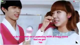 getlinkyoutube.com-BTOB & APINK BTOPINK Moment #6