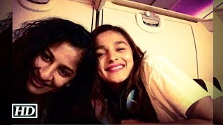 Alia Bhatt wraps up Gauri Shinde's next untitled project | Watch Video