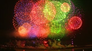 getlinkyoutube.com-長岡花火大会2012年2日間の総集編 Fireworks the most beautiful in the japan.