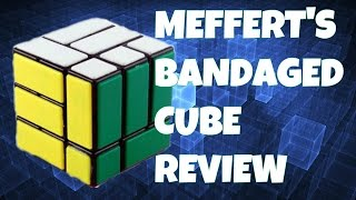 getlinkyoutube.com-Meffert's Bandaged Cube Review
