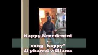 getlinkyoutube.com-Happy Benedettini   pharrell williams