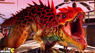 Carnivores Weekend Battle Event And MOSASAURUS HUNTER LEAGUE CHALLENGE - Jurassic World The Game