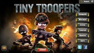 getlinkyoutube.com-Tiny Troopers Zombies PC Full 1 Link [Varios Servidores]